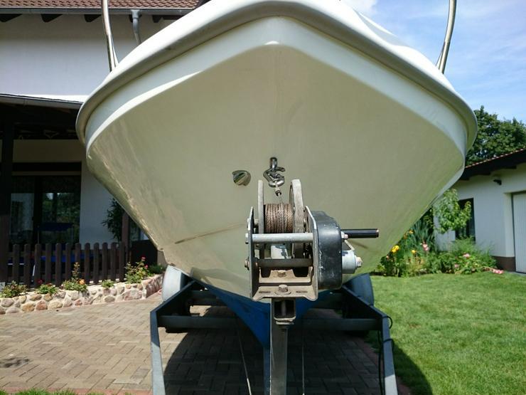 Bild 5: Kajütboot Olympia 560x210cm Motorboot Kajüte