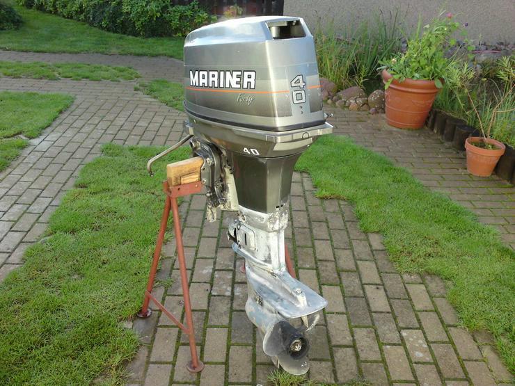 Außenbordmotor Mariner 40 PS 2-Takt Außenborder