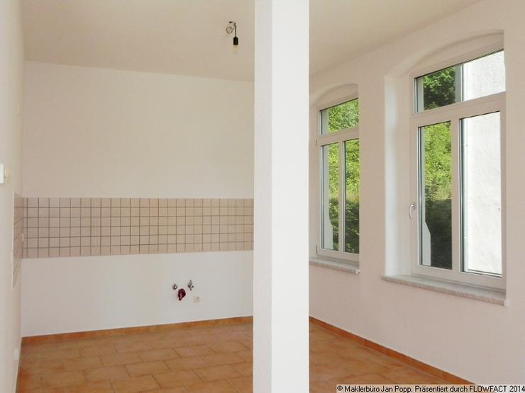 Bild 3: Zweiraumwohnung mit Balkon in Greizer Randlage