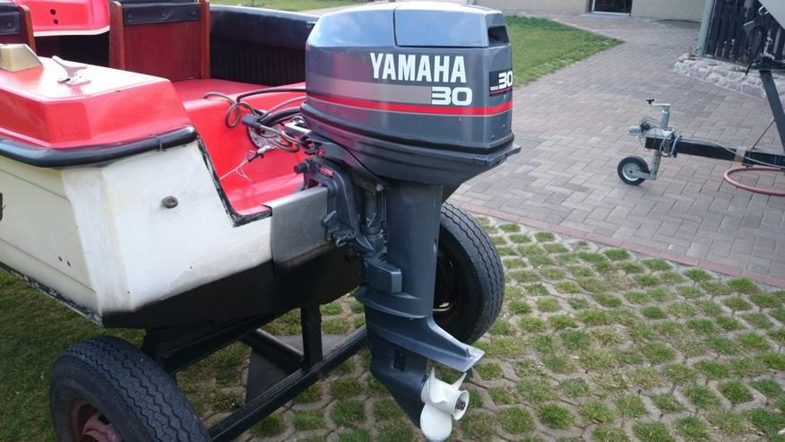 Außenbordmotor Yamaha 30 PS E-Start Außenborder