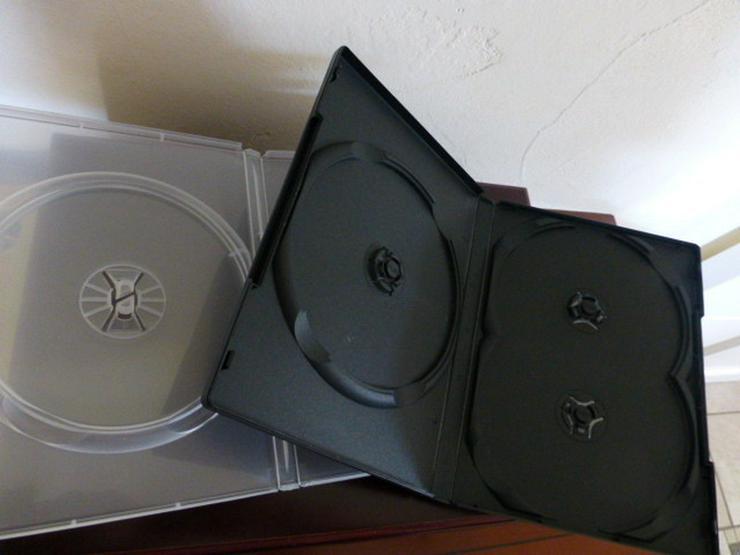 Schnäppchenpreis CD- / DVD-Kasetten wie neu - Weitere - Bild 1