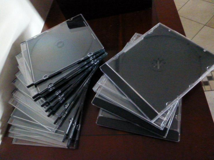 Bild 3: Schnäppchenpreis CD- / DVD-Kasetten wie neu
