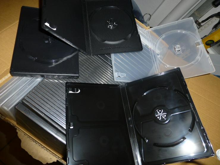 Bild 5: CD- / DVD-Kasetten wie neu
