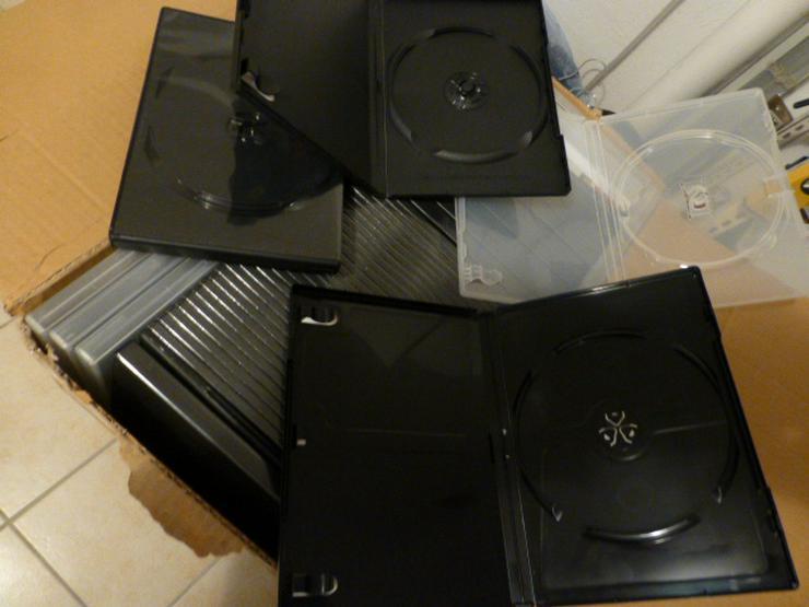 Bild 6: CD- / DVD-Kasetten wie neu