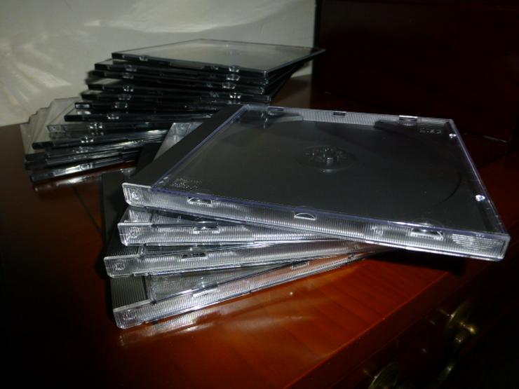 Bild 4: CD- / DVD-Kasetten wie neu