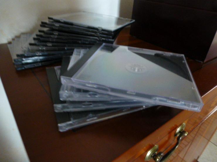 Bild 3: CD- / DVD-Kasetten wie neu
