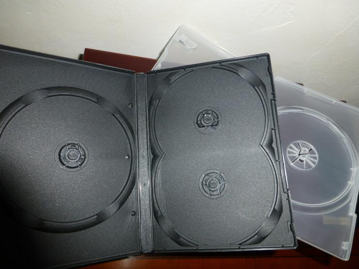 CD- / DVD-Kasetten wie neu - Weitere - Bild 1