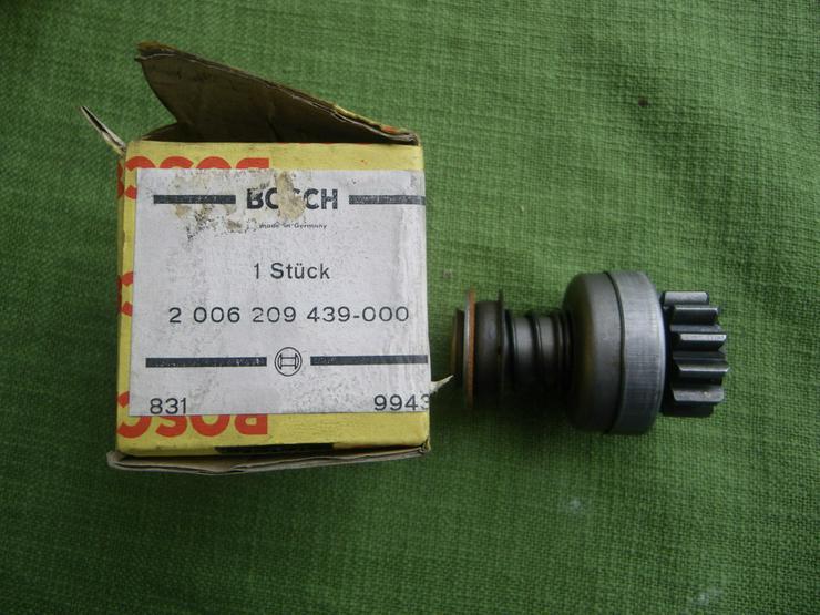 BOSCH Getriebe mit Ritzel 2 006 209 439 - Elektrik & Steuergeräte - Bild 1