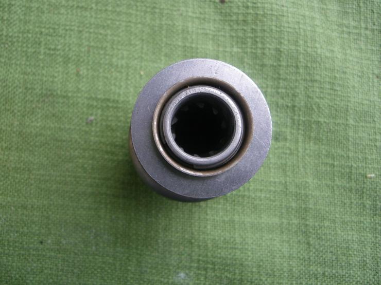 Bild 3: BOSCH Getriebe mit Ritzel 2 006 209 439