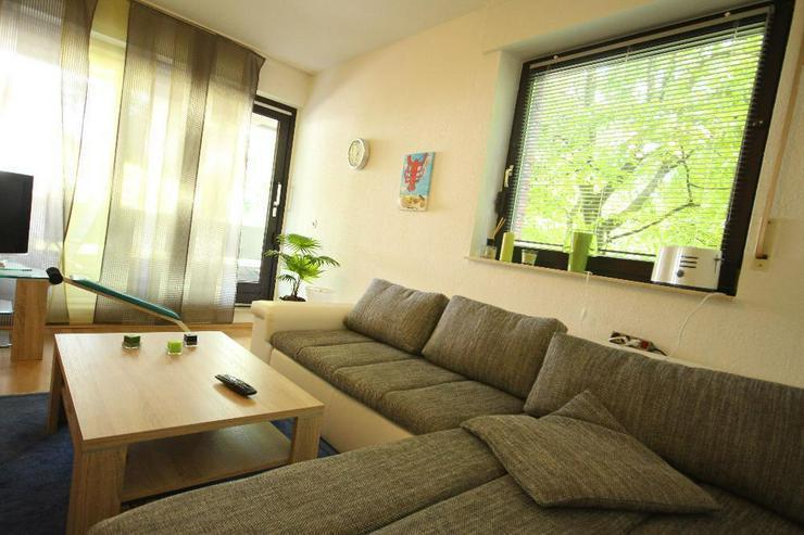 Bild 5: Singlewohnung mit Balkon in ruhiger und zentraler Lage