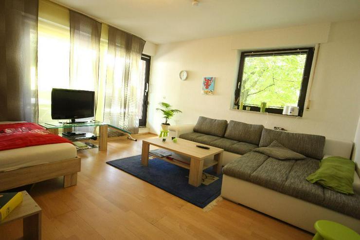 Bild 2: Singlewohnung mit Balkon in ruhiger und zentraler Lage