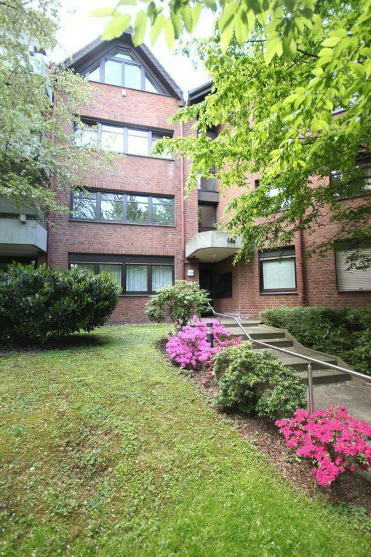 Singlewohnung mit Balkon in ruhiger und zentraler Lage - Wohnung mieten - Bild 1
