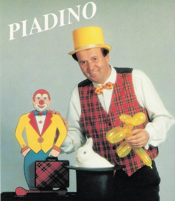 Bild 3: Zauberer Piadino in Moers, Rheinberg