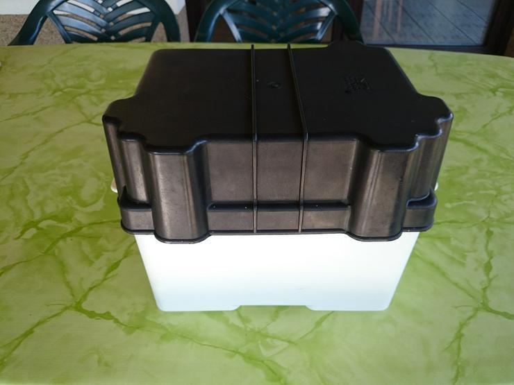 Batteriekasten 35x25cm Kasten für Batterie