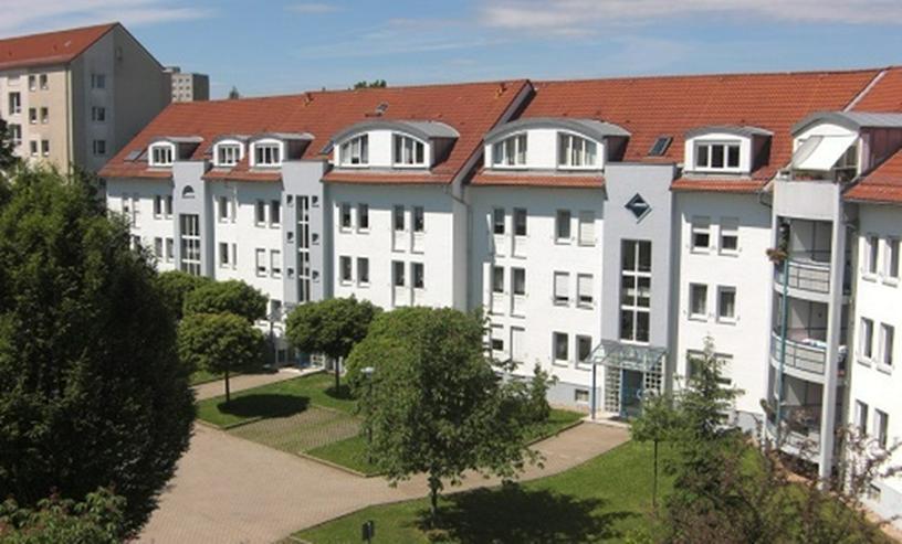 Schöne 2-Raum-Wohnung im Dachgeschoss mit Balkon!
