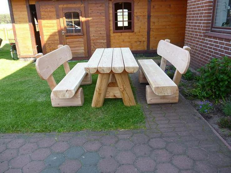 Bild 6: Terassen Garnitur, Garten Möbel