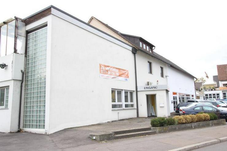 Bild 3: Büro/Laden - ideal für Fahrschule oder Autovermietung.