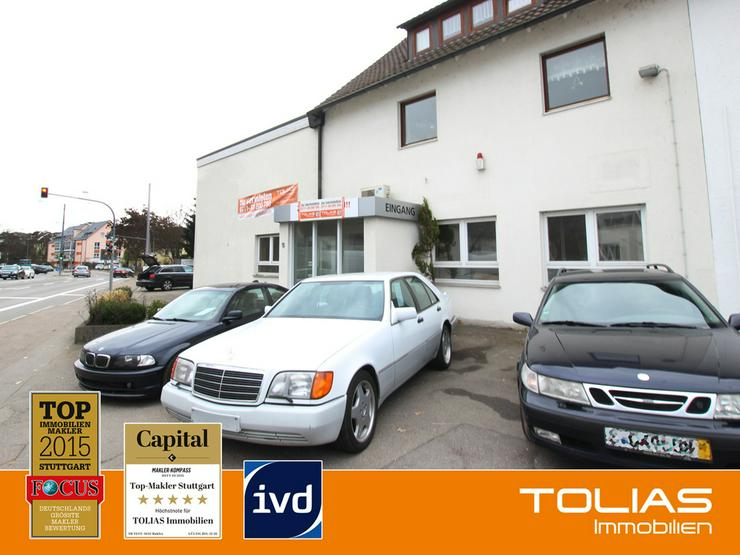 Büro/Laden - ideal für Fahrschule oder Autovermietung. - Gewerbeimmobilie mieten - Bild 1