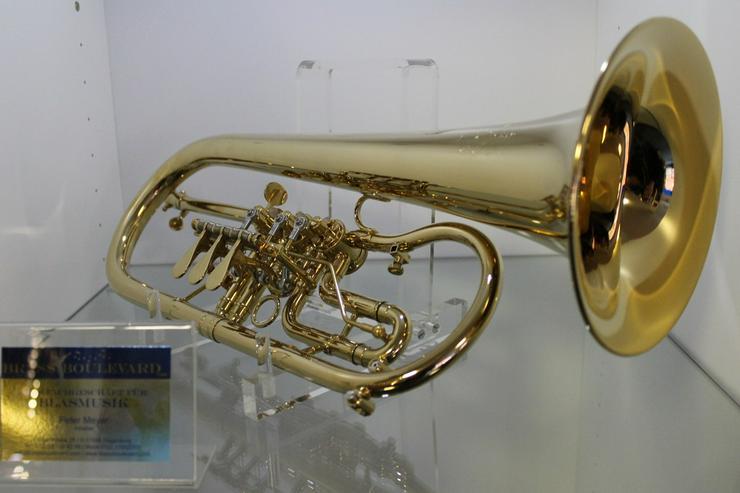 Melton Konzert - Flügelhorn. Mod. MWF 12T-AU - Blasinstrumente - Bild 1