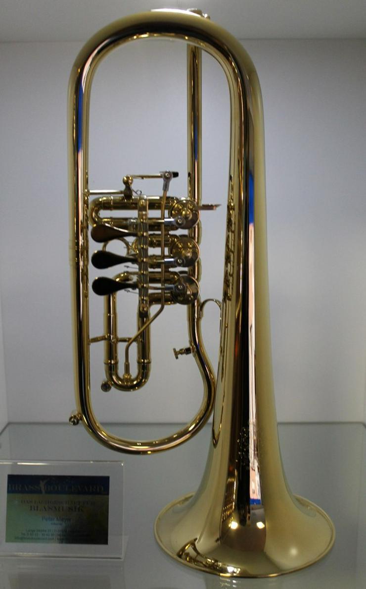 Bild 2: Melton Konzert - Flügelhorn. Mod. MWF 12T-AU