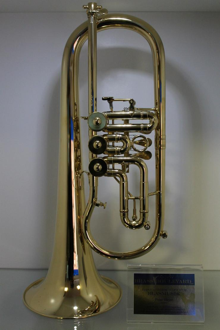 Bild 3: Melton Konzert - Flügelhorn. Mod. MWF 12T-AU