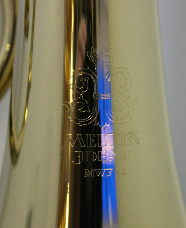 Bild 4: Melton Konzert - Flügelhorn. Mod. MWF 12T-AU