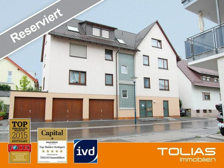 Reserviert: Attraktives Renditeobjekt in zentraler Lage von Ditzingen - mit Einzelgarage u... - Wohnung kaufen - Bild 1