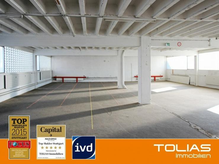 Lagerflächen ca. 277 m² im 1. OG - Rampe, Lastenaufzug, Starkstrom, trocken. Frei ab sof... - Gewerbeimmobilie mieten - Bild 1
