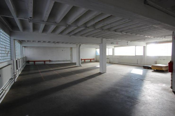 Bild 4: Lagerflächen ca. 277 m² im 1. OG - Rampe, Lastenaufzug, Starkstrom, trocken. Frei ab sof...