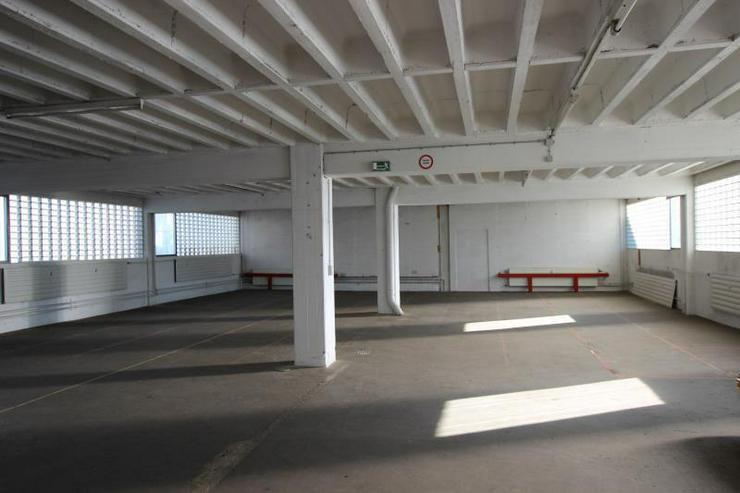 Bild 6: Lagerflächen ca. 277 m² im 1. OG - Rampe, Lastenaufzug, Starkstrom, trocken. Frei ab sof...