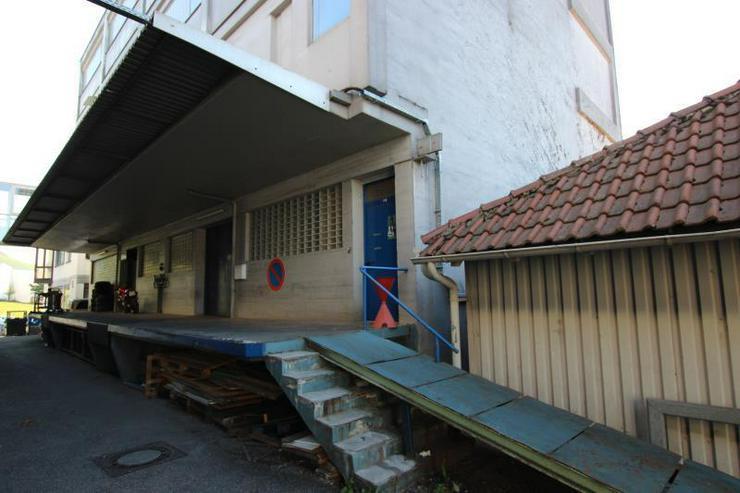 Bild 2: Lagerflächen ca. 277 m² im 1. OG - Rampe, Lastenaufzug, Starkstrom, trocken. Frei ab sof...