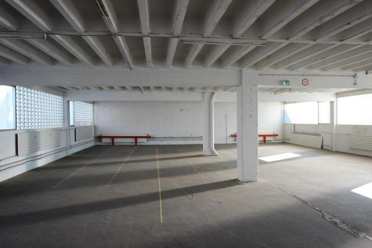 Bild 5: Lagerflächen ca. 277 m² im 1. OG - Rampe, Lastenaufzug, Starkstrom, trocken. Frei ab sof...