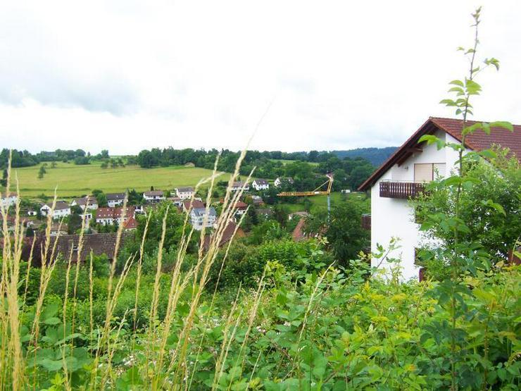 Bild 3: Zentrumsnah mit Fernsicht - 1-4 Familienhaus möglich, Baugrundstück in sonniger und expo...