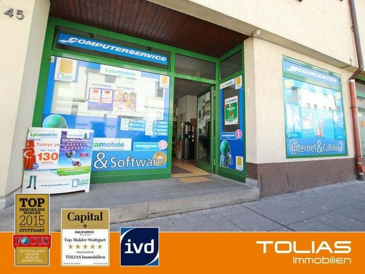 Ladengeschäft in zentraler Lage - nahe S-Bahn und Haupteinkaufsstraße.