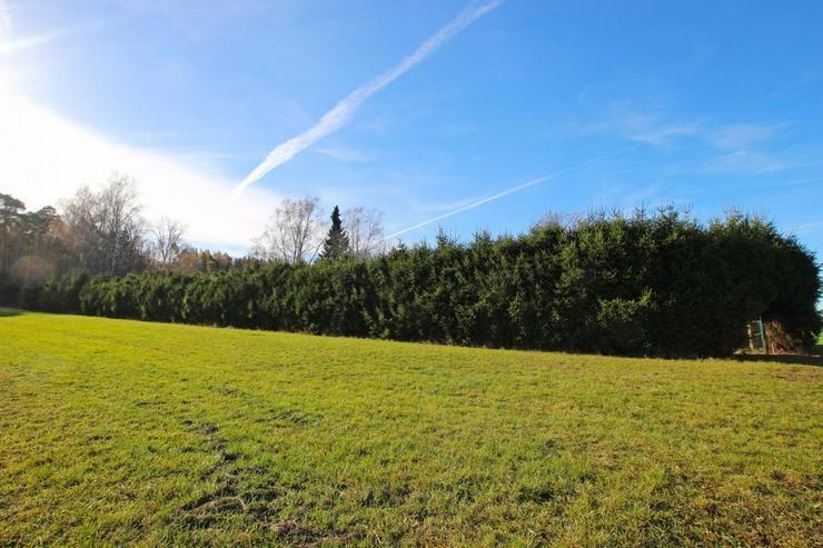 Bild 4: Schmuckstück im Grünen - Besonderes Gartengrundstück mit Hütte und Brunnen in Warmbron...