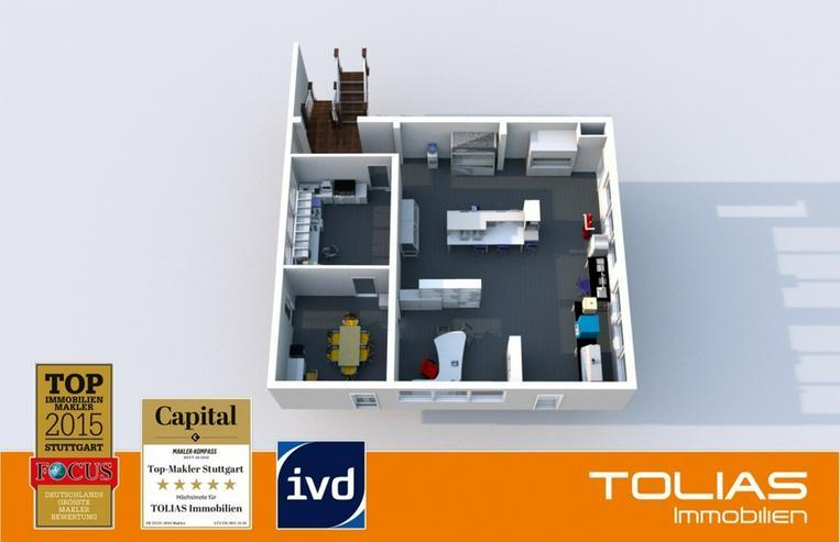 Büro/ Labor/ Showroom auf ca. 130 m² - Frei ab sofort!