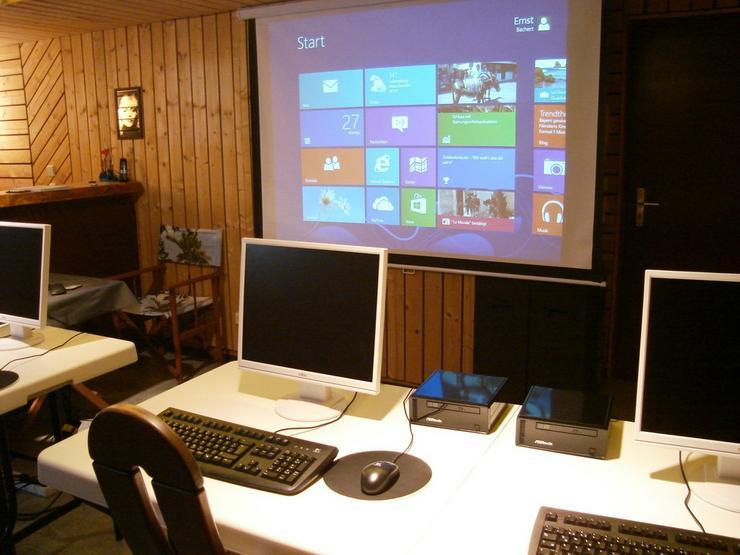 Computerkurse für Senioren -- Raum Ludwigsburg