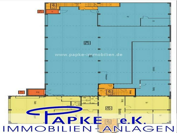 Bild 5: *** Produktion - Halle - Lager - Büro ***