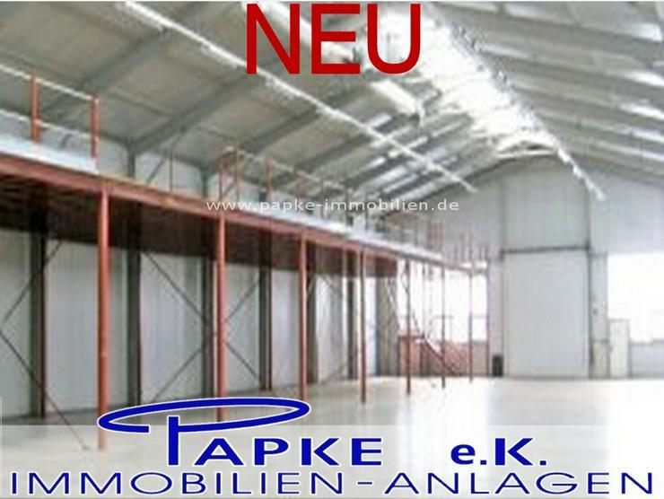 Bild 2: *** Produktion - Halle - Lager - Büro ***