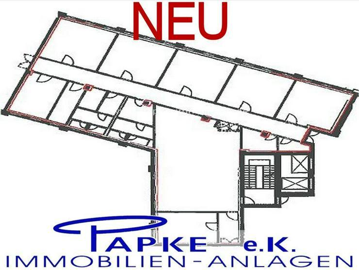 Lichtdurchflutet und flexibel - Bürofläche - Gewerbeimmobilie mieten - Bild 5