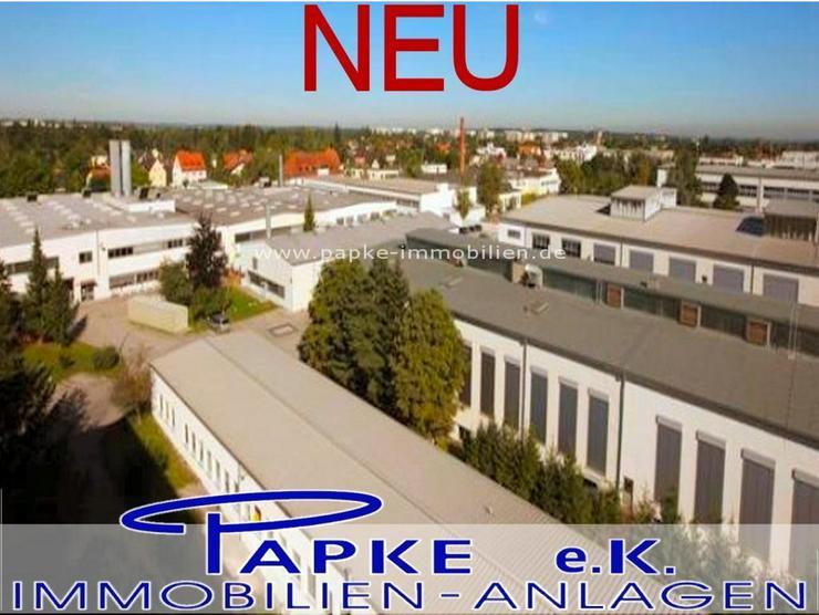 *** Produktions - und Lagerflächen - Hallen *** - Gewerbeimmobilie mieten - Bild 1