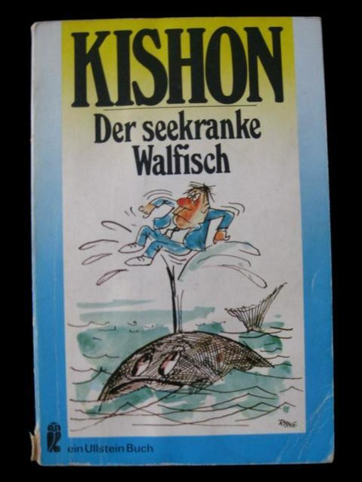 Ephraim Kishon - 3 Taschenbücher