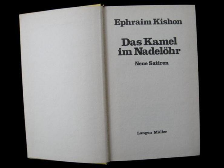 Ephraim Kishon - Das Kamel Im Nadelöhr