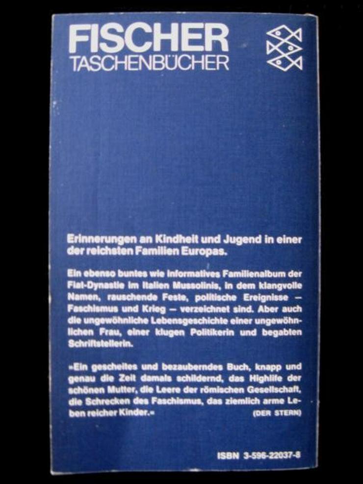 Bild 2: Susanna Agnelli (Autobiografie) - Wir Trugen...