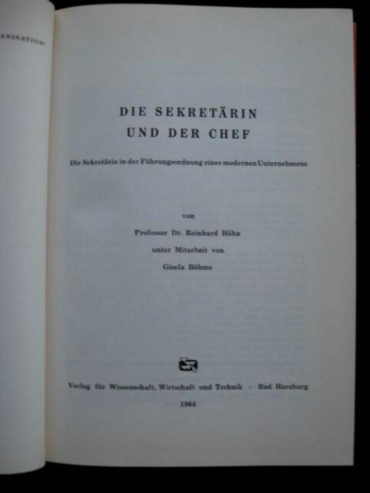 Bild 2: Dr. Höhn - Die Sekretärin und der Chef