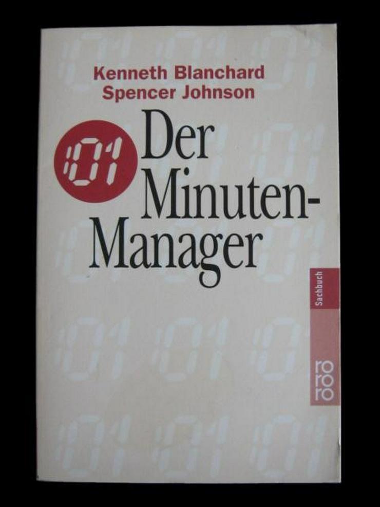 K. Blanchard, S. Johnson - Der Minuten Manager