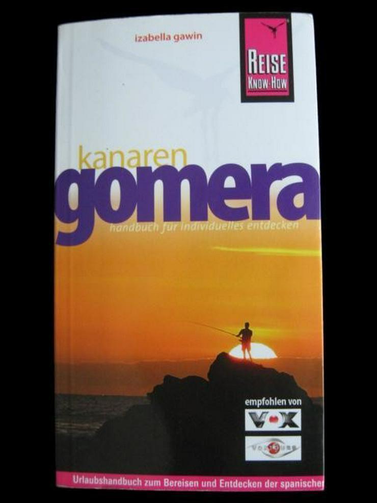 Reiseführer - Kanaren - Gomera