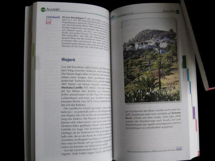 Bild 3: Reiseführer - Kanaren - Gomera