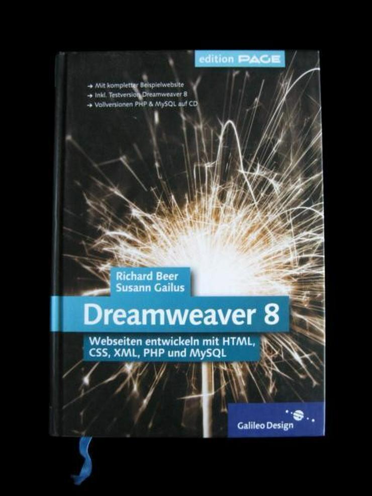 Richard Beer, Susann Gailus - Dreamweaver 8