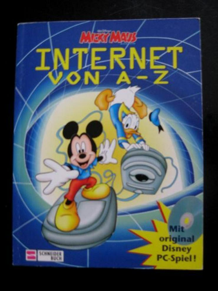 Micky Maus - Internet von A-Z (inkl. PC-Spiel)